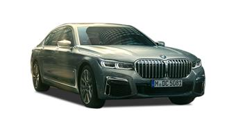 BMW 7 Series Images