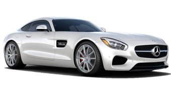 Mercedes Benz AMG GT R Coupe