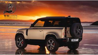 Land Rover Defender wins Womens World Car of the Year 2021