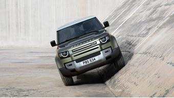 Land Rover Defender wins 2021 World Car Design of the Year