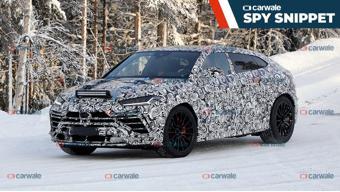 Lamborghini Urus Facelift Image
