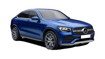 Mercedes Benz GLC Coupe Images