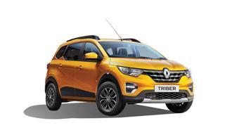 Renault Triber Images