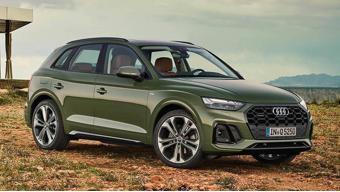 Audi Q5 Image