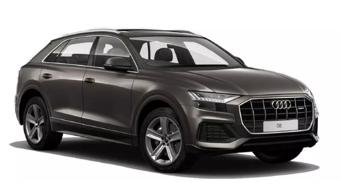 Audi e-tron Vs Audi Q8