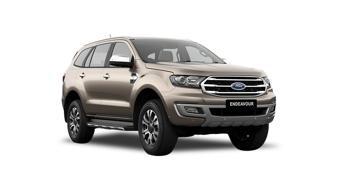Ford Endeavour Titanium Plus 2.0 4x2 AT