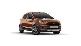 Ford Freestyle Titanium 1.2 Ti-VCT