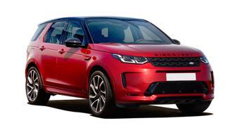 Land Rover Range Rover Evoque Vs Land Rover Discovery Sport