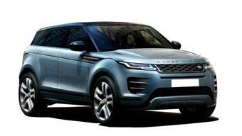 Land Rover Range Rover Evoque Vs Jeep Wrangler