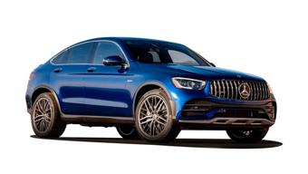 Land Rover Discovery Vs Mercedes Benz AMG GLC 43 Coupe