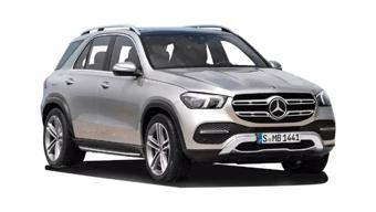Land Rover Discovery Vs Mercedes Benz GLE