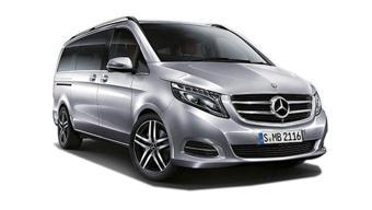Mercedes Benz GLC Coupe Vs Mercedes Benz V-Class
