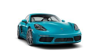 Porsche Cayenne Coupe Vs Porsche 718