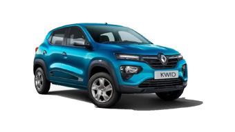 Renault Kwid RXE 0.8