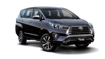 Hyundai Alcazar Vs Toyota Innova Crysta