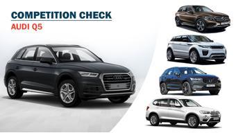 Competition check: Audi Q5