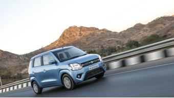 Maruti Suzuki Wagon R leads sales in CNG segment; CNG car sales report increase in FY'21