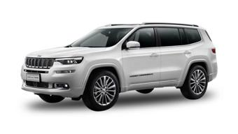 Jeep Compass Seven-Seater(Low-D) Image