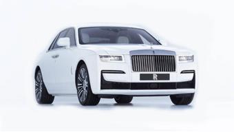 Rolls Royce New Ghost Image