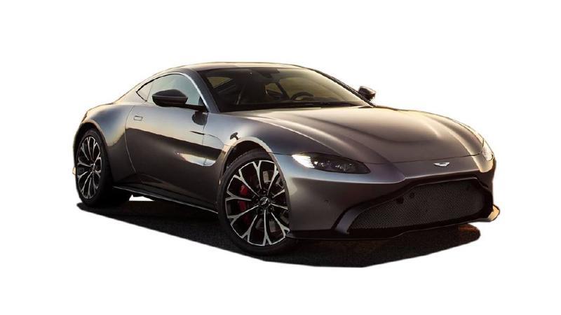 Aston Martin V8 Vantage Images