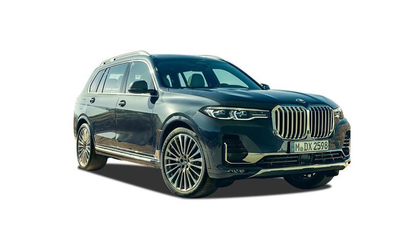 BMW X7 Images