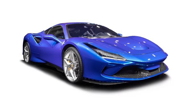 Ferrari F8 Tributo Images