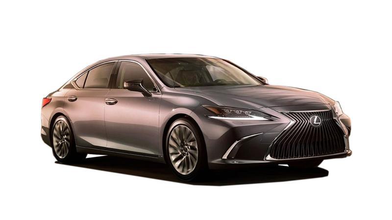 Lexus ES Images