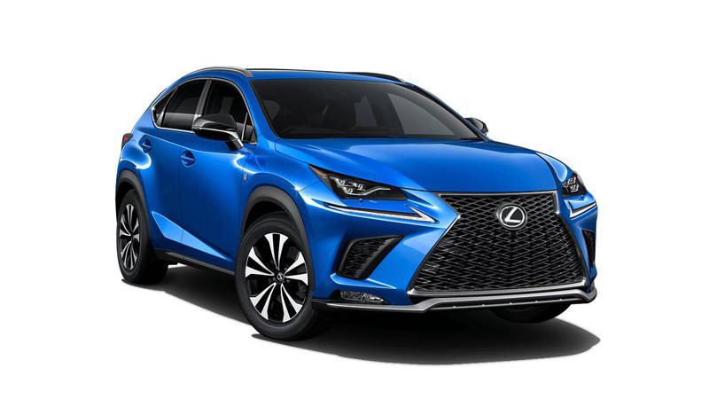 Lexus NX Images