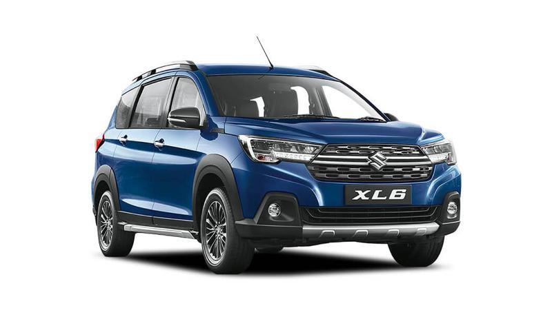 Maruti Suzuki XL6 Images