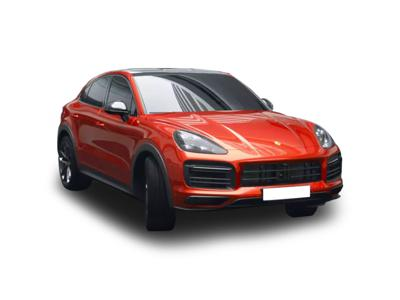 Porsche Cayenne Coupe Image - 15184