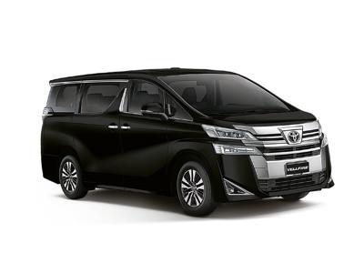 Toyota Vellfire Image - 15443