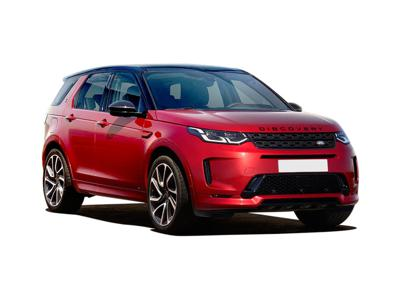Land Rover Discovery Sport Image - 15407