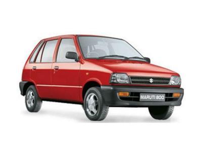 Maruti Suzuki 800 Image - 5510