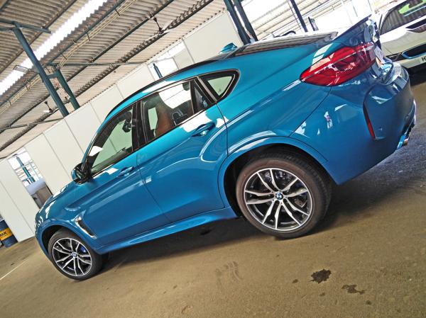 BMW X6M Pictures 9