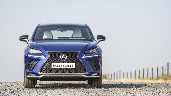 Lexus NX First Drive Review