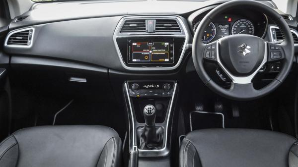 Maruti Suzuki S-Cross facelift First Drive Review