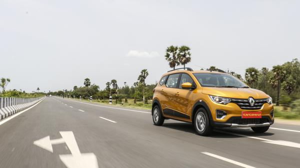 Renault Triber First Drive Review