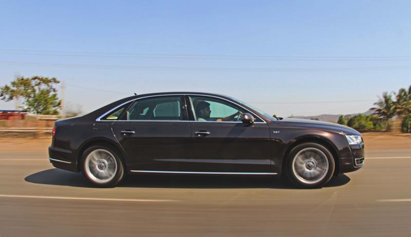 Audi A8 L Photos 1