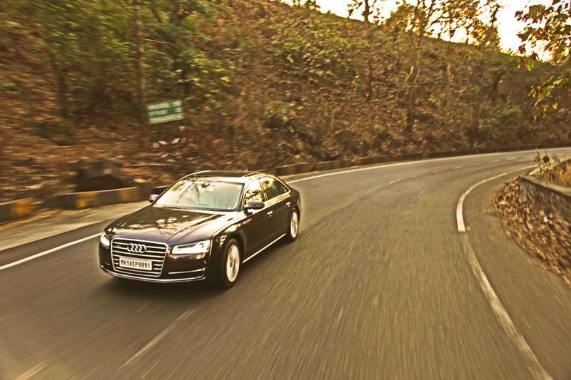 Audi A8 L Photos 21