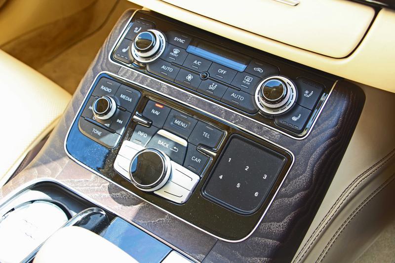 Audi A8L Images 7