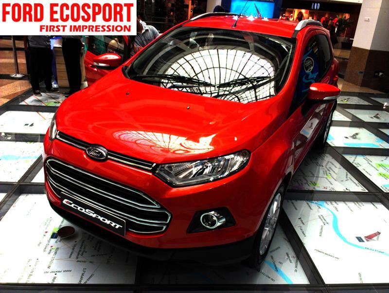 Ford EcoSport Mailer