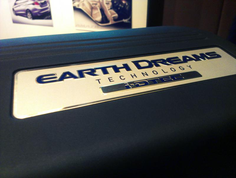 Honda Amaze Earth Dreams Logo