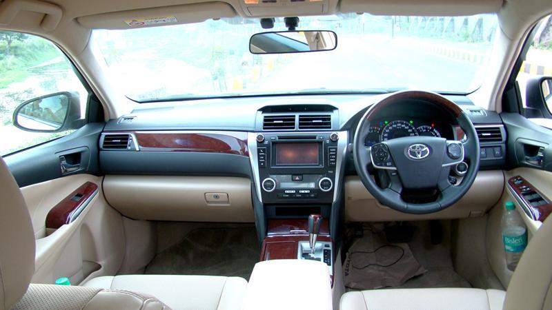 Toyota Camry Interior2