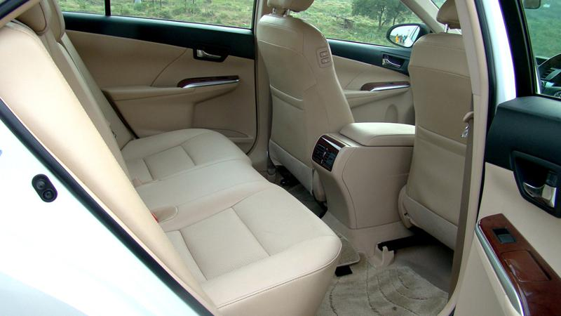 Toyota Camry rear AC