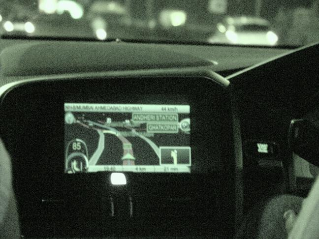 Volvo XC60 GPS Nav