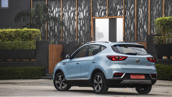 MG ZS EV First Drive Review
